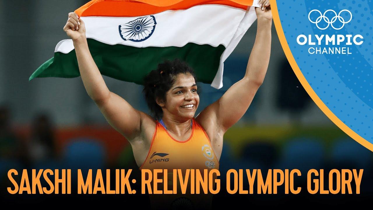 Sakshi Malik Relives her Incredible Comeback performance at Rio 2016