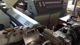 Co-extrusion Wpc Pp Pe Profile Making Machine/ Wood Plastic Composite Machine/wpc Machine