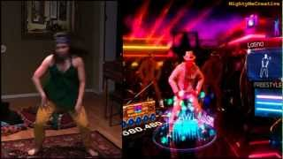 I Know You Want Me (Calle Ocho) by Pitbull - Dance Central Hard Gameplay 100% with MMC