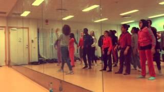 Kulturprofilen dansar med Marielle Aranda