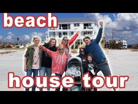 New Beach House Tour