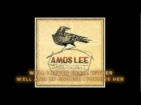 "Amos Lee - ""Flower"" - Official Lyric Video"