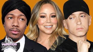 History of Eminem's beef with Mariah Carey and Nick Cannon | Nick vs. Eminem