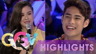 GGV: Donny asks Kisses if she loves him