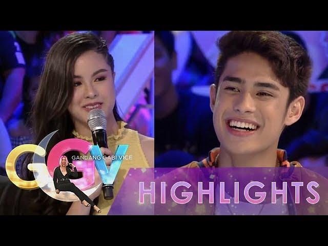 GGV: Donny asks Kisses if she loves him