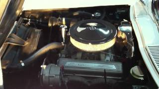 1964 Corvette engine start