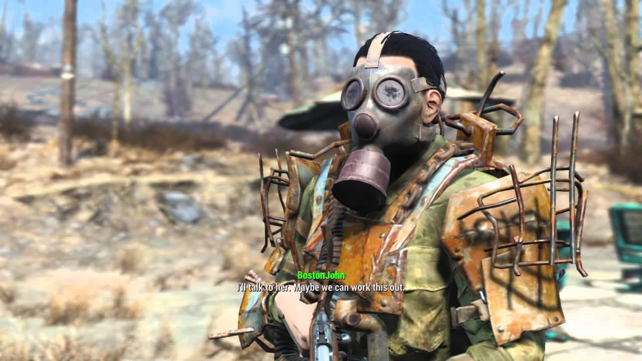 Fallout 4 Wolfgang