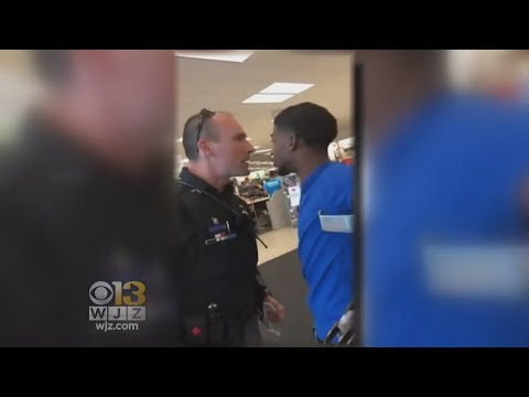 Police: Officer Seen In Viral Video Did Not Violate Any Departmental Rules