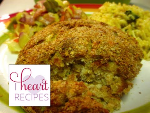 how to make salmon croquettes