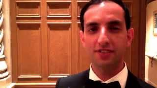 Happy Grooms testimonial after his Wedding at the Millennium Biltmore in Downtown Los Angeles