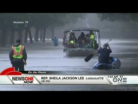 Harvey Rescue And Relief Efforts Continue In Houston
