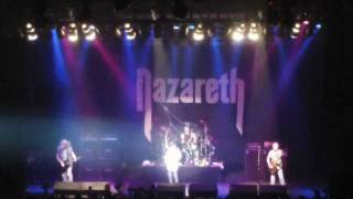 Show Nazareth - Curitiba Master Hall - 18-11-2011.