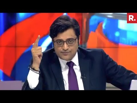India's Q2 GDP Growth Jumps To 6.3% | The Debate With Arnab Goswami