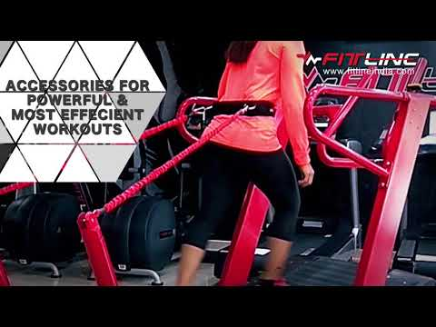Fitline Commercial CURVED  Treadmill