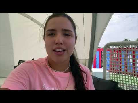 María Camila Osorio avanzó a octavos del Tenerife Ladies Open