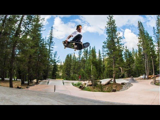 Rapid Fire: Brad McClain - Woodward Tahoe