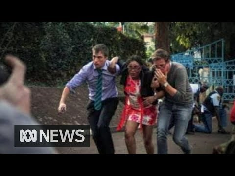 Nairobi witness didn't know whether to tell loved ones not to worry, or say goodbye | ABC News