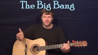 The Big Bang (Katy Tiz) Easy Guitar Lesson How to Play Tutorial