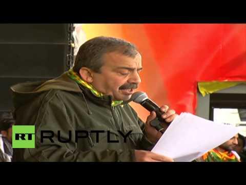 Turkey: Kurdish leader Ocalan calls for PKK to end armed struggle
