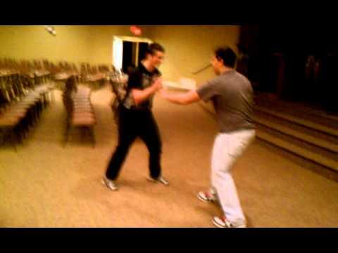 Fight club ignite style- Jesse and Joe