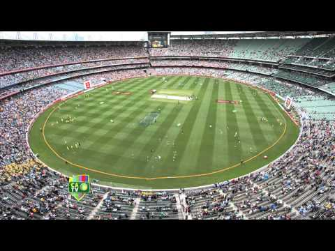 MCG Boxing Day Time Lapse