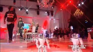 les danseurs de beyonce et les robots d ardisson mettent le feu dans slt
