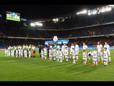 Highlights: FC Basel vs. FC Thun (2:1) - 21.10.2017