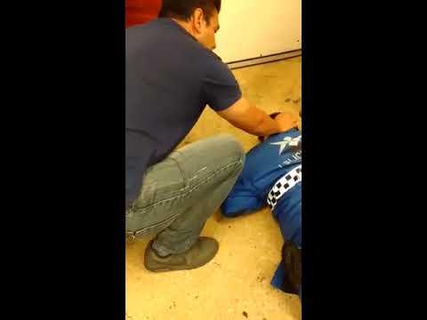 """Asesinato de Policía Local en Supermercado """"Dia""""de Ezpeleta."""