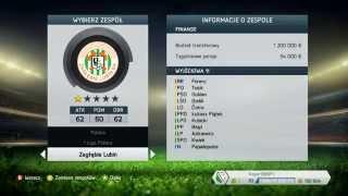 Fifa 14 Polish League Patch 14 Drużyny