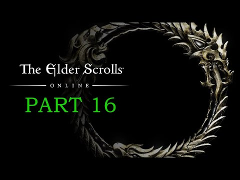 The Elder Scrolls Online Gameplay Part 16 - Ash and Reprieve - TESO Let's Play Series