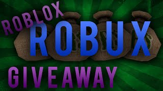 ROBLOX - 2k ROBUX Giveaway(CLOSED)