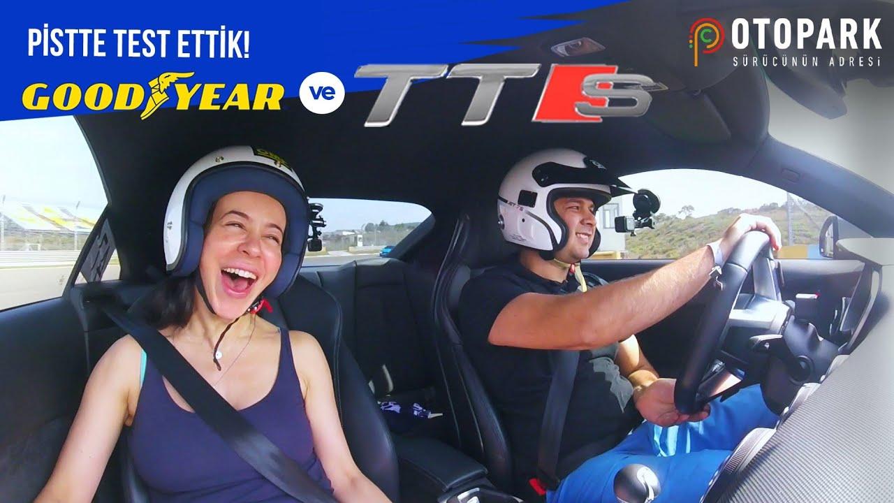 Audi TTS'i İstanbul Park'ta Test ettik!