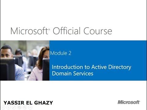 22-MCSA  70-410 (Introduction-to-Active-Directory (Cloud-Part15) By Yassir El ghazy| Arabic(Darija)