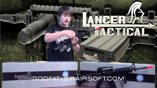 Godfather Airsoft Lancer Tactical M4 AEG Series