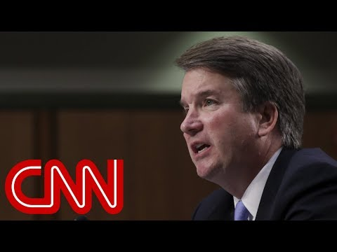 Democrats send \'information\' concerning Kavanaugh nomination to FBI