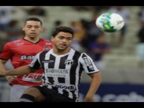 Gols, Sampaio Corrêa 1 x 1 Brasil-RS - Brasileirão Série B 17/06/2016