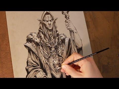 Elves In Norse Mythology