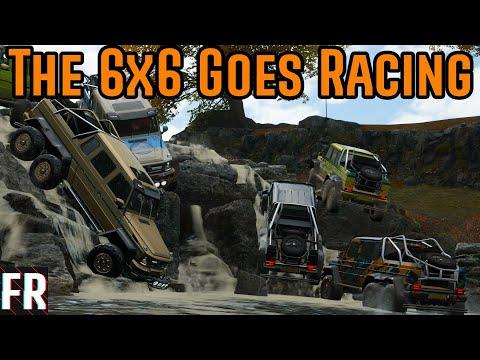 The 6x6 Goes Racing - Forza Horizon 4