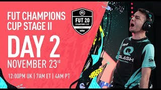 FUT Champions Cup Stage II - Day 2