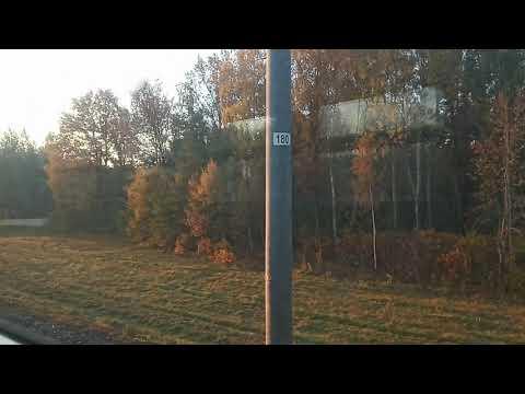 Разгон 0-100 км/ч на ЭР9Т-693