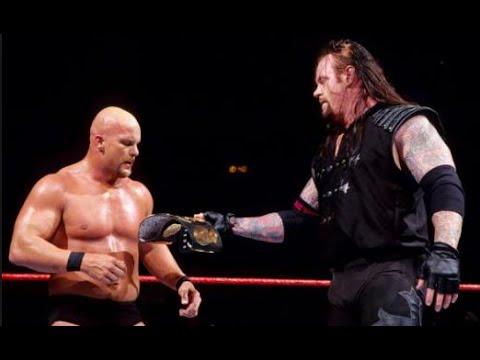 Resultado de imagem para The Undertaker vs. Stone Cold Steve Austin - SummerSlam 1998