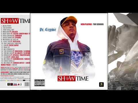 D Cryme - Too Serious [Official Audio]