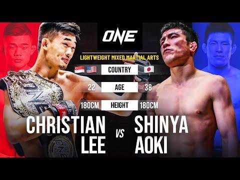 Christian Lee vs. Shinya Aoki | Full Fight Replay