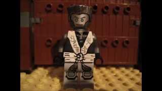 Lego ninjago custom;sensei Zane and more !
