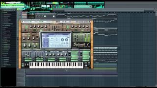 FL Studio 10 Daniel Kandi Let Go Uplifting Trance Song