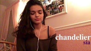 chandelier - sia || rachel zegler Video