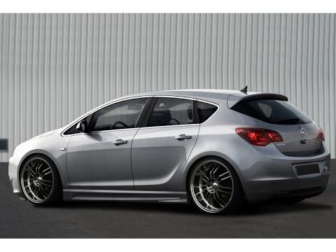 Обзор Opel Astra J 1.3 CDTI ecoFLEX - YouTube