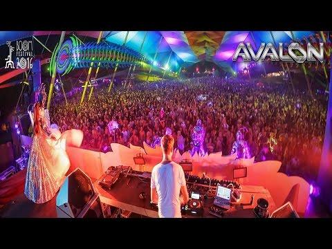 Avalon - Live Set @ Boom Festival 2016 ᴴᴰ