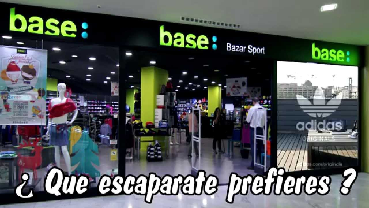 Simulacion escaparate tienda deportes - YouTube 788b422ecf1d6