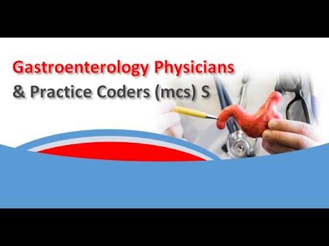 Gastroenterology Physicians & Practice Coders mcs #Gastroenterology